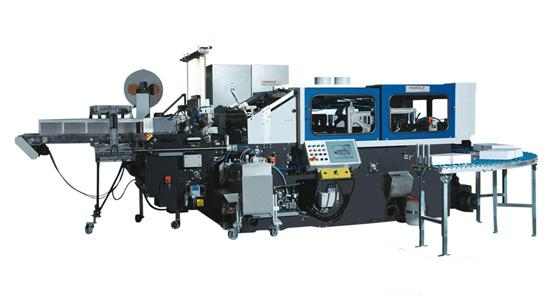 BH-505- is suitable for high-speed automatic box machine